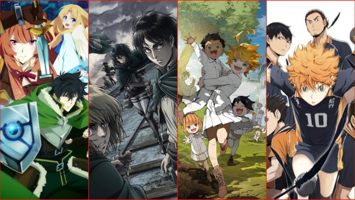 Top Best Upcoming 2020 Anime Series