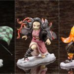 Demon Slayer ARTFX J Action Figures Are Available For Pre-Order From Now On