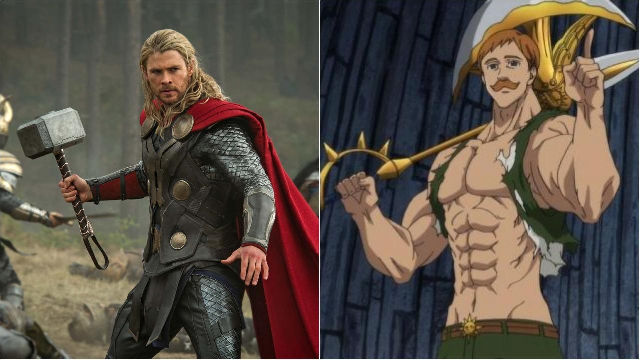 Escanor vs Thor