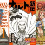 Viz Media Announced Licensing New Bleach, Naruto and One Piece Novel