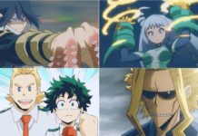 My Hero Academia Season 4 Episode 4