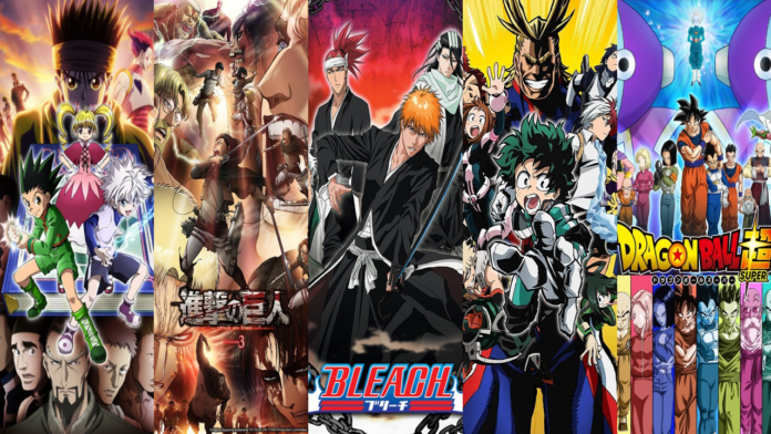 Crunchyroll Released The List of Most Viewed Anime for ...