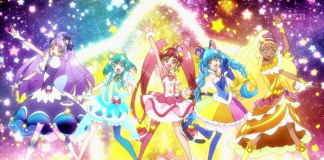 Precure Anime Movie