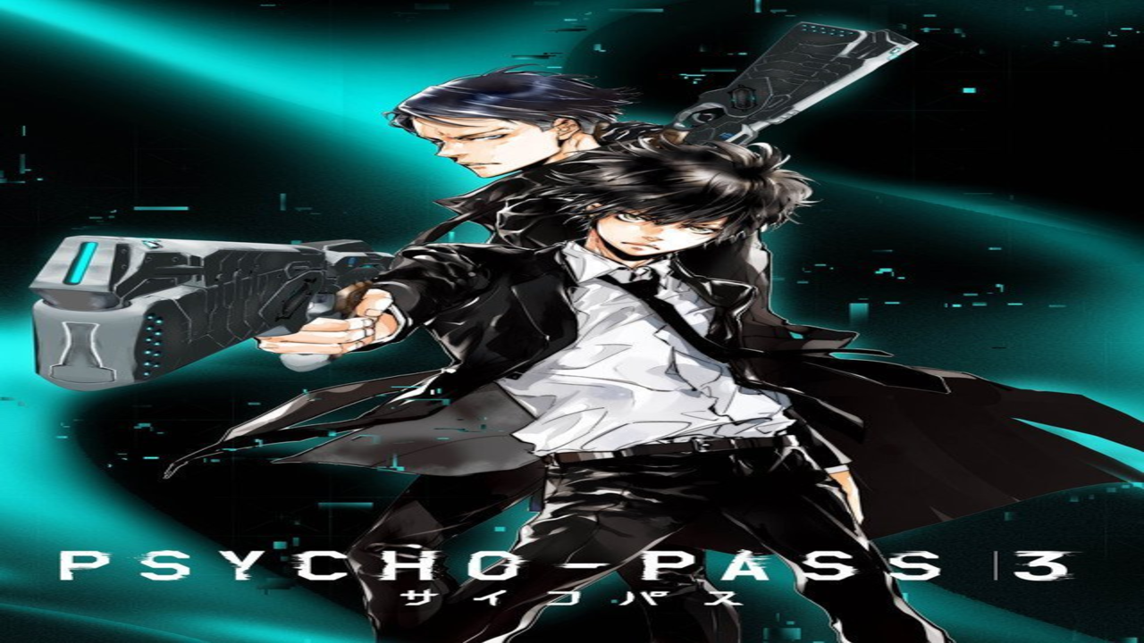 Psycho-Pass Season 3 Episode 1