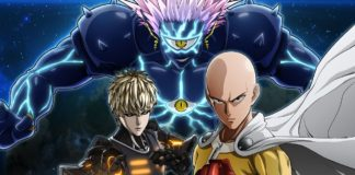 One-Punch Man: A Hero Nobody Knows Trailer