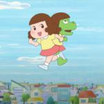 Dino Girl Gauko Kids Anime Will Premiere On Netflix On November 22nd
