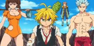 The Seven Deadly Sins Season 3 Episode 2
