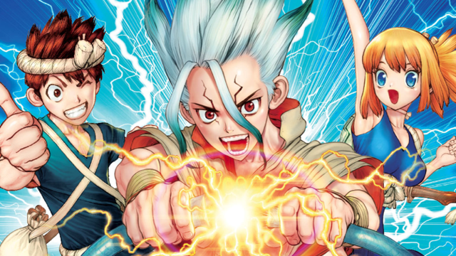 Dr. Stone Spinoff