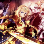 HIDIVE Announced Streaming Sword Art Online: Alicization War of Underworld Anime