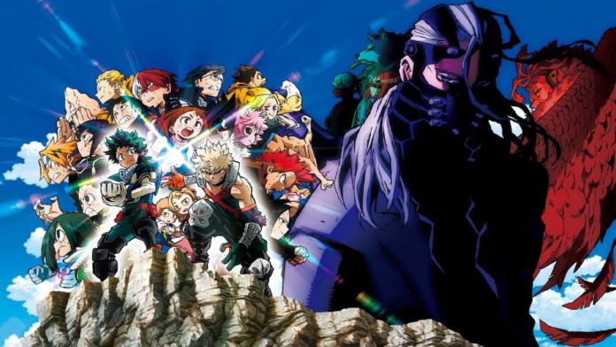 My Hero Academia Heroes: Rising Film Will Get Novel In December