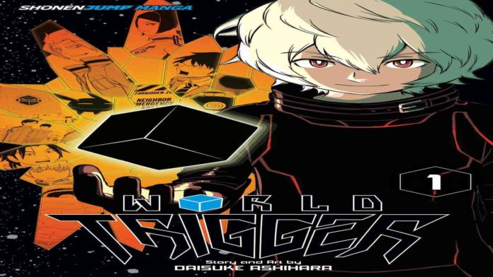 World Trigger Manga On A Break