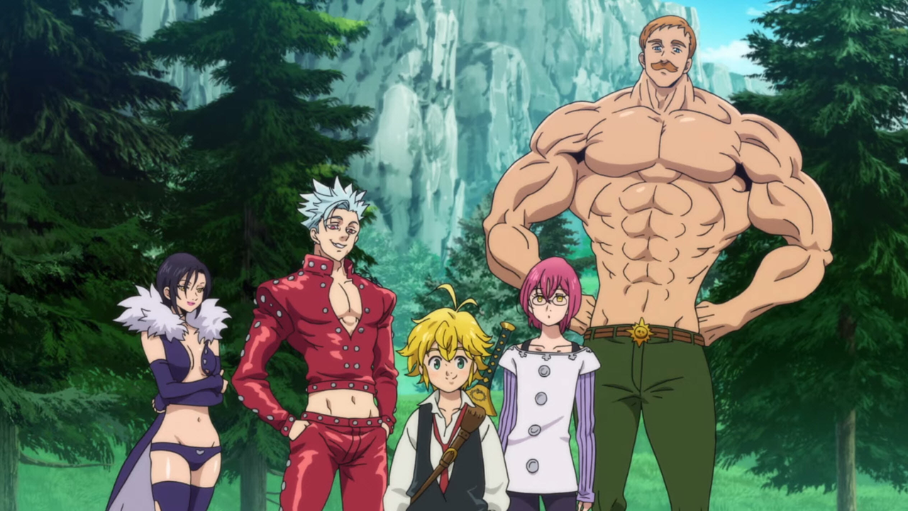seven deadly sins anime free streaming