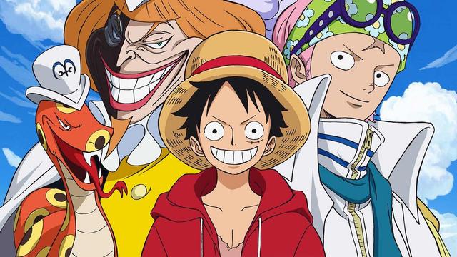 One Piece: Stampede Film Debut