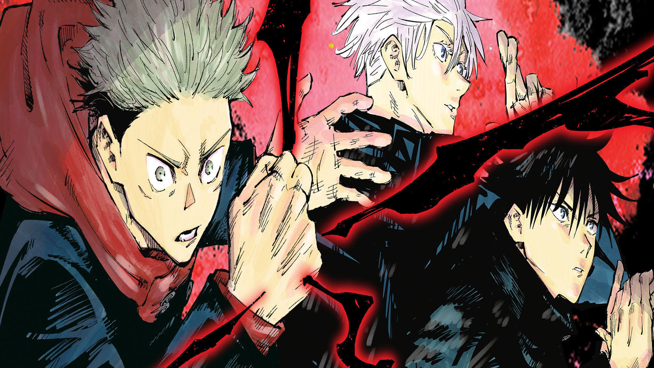 Jujutsu Kaisen Manga Gets New Novel