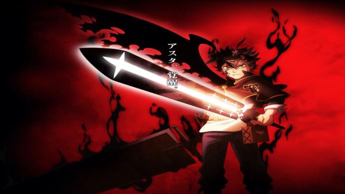 Black Clover Unveils Asta's New Powerful Demonic Sword Attack