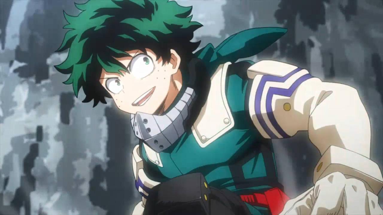 My Hero Academia Fan Upgrades Midoriya's Possible Next Suit