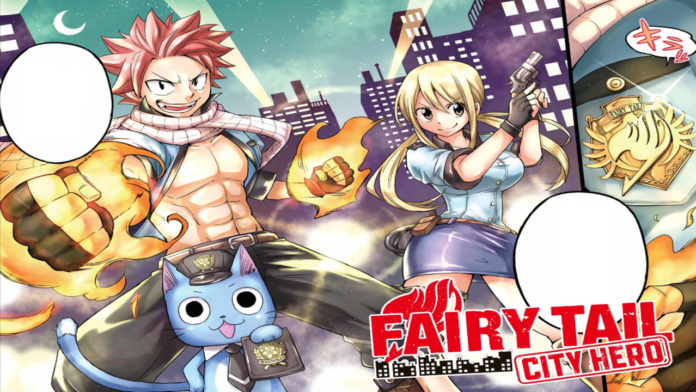 Fairy Tail City Hero Spinoff Manga Ends With Its Final Chapter