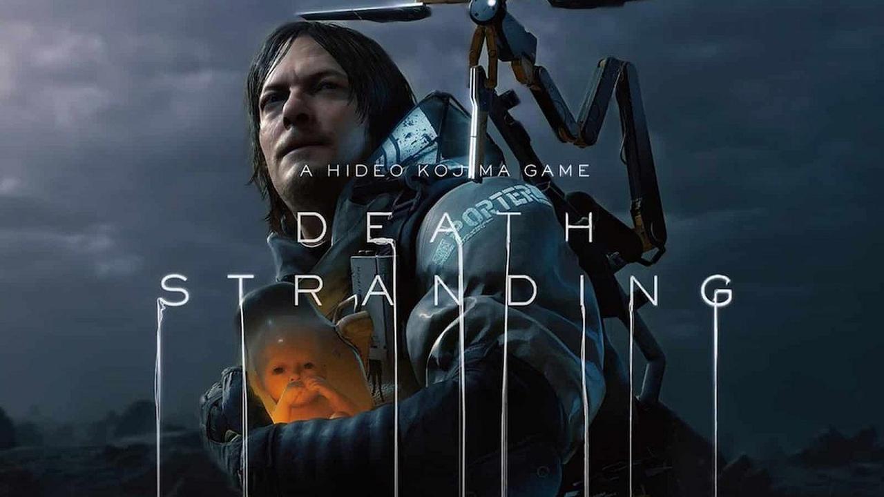 Hideo Kojima's Death Stranding Game Gets Novel