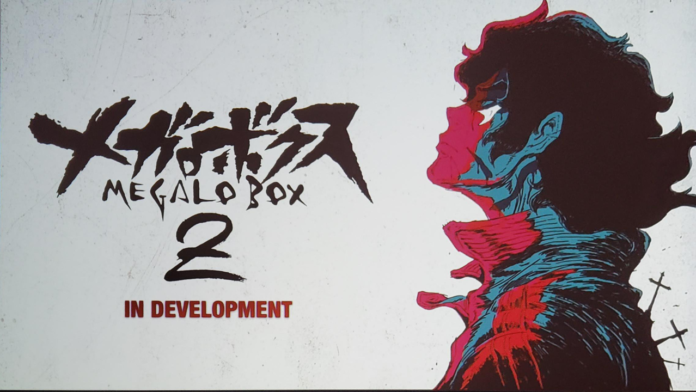 Megalo Box 2 Anime Officially Announced