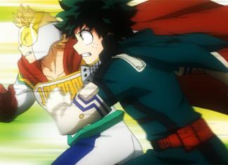 War Between Overhaul and the Heroes of My Hero Academia Starts