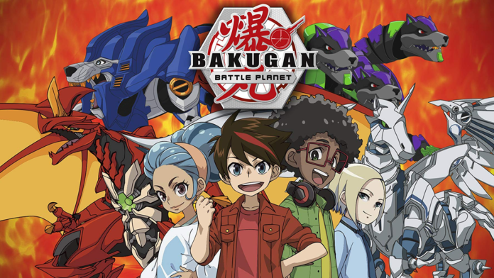 Bakugan: Battle Planet Anime Comes Back With A Second Season in 2020