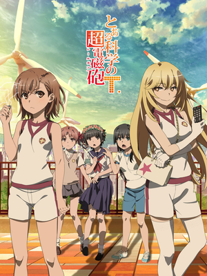 A Certain Scientific Railgun Anime Season 3 Official Release Date Revealed