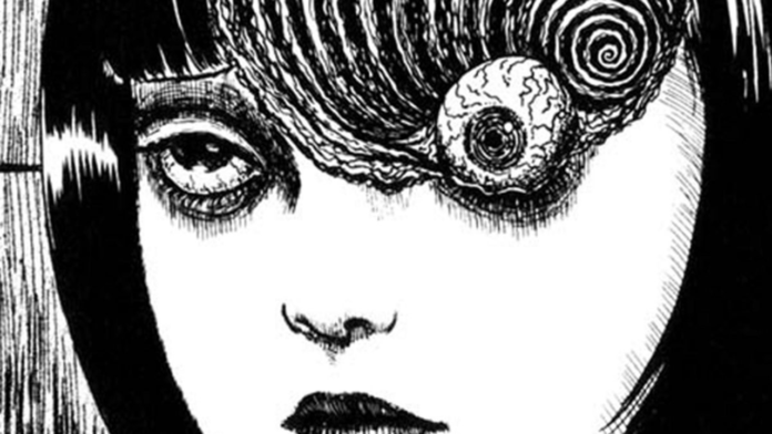 Horror Uzumaki Monster Comes to life by an Amazing Makeup Artist