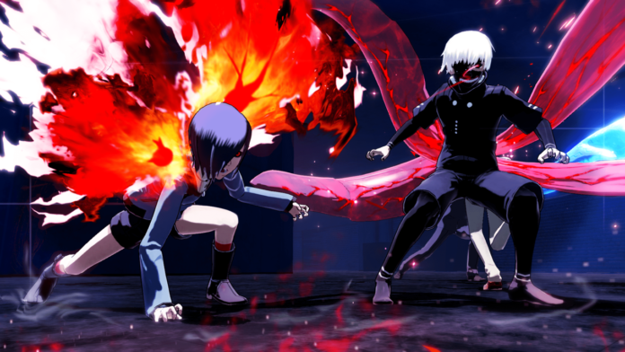 Tokyo Ghoul:re Call to Exist Game Trailer