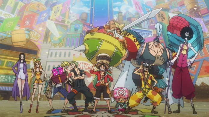 One Piece: Stampede in United States