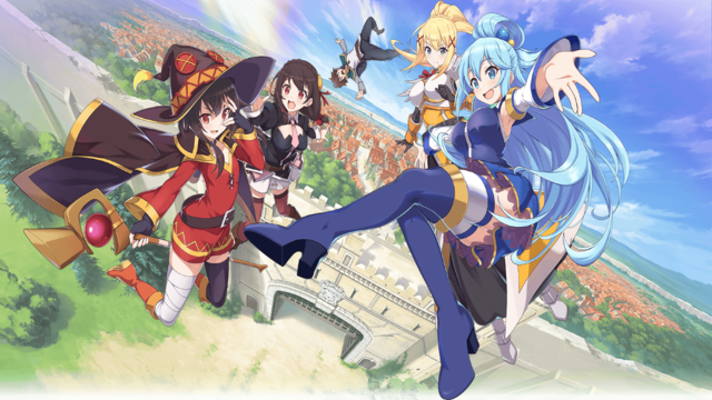 KONOSUBA - God's Blessing on This Wonderful World– Legend of Crimson