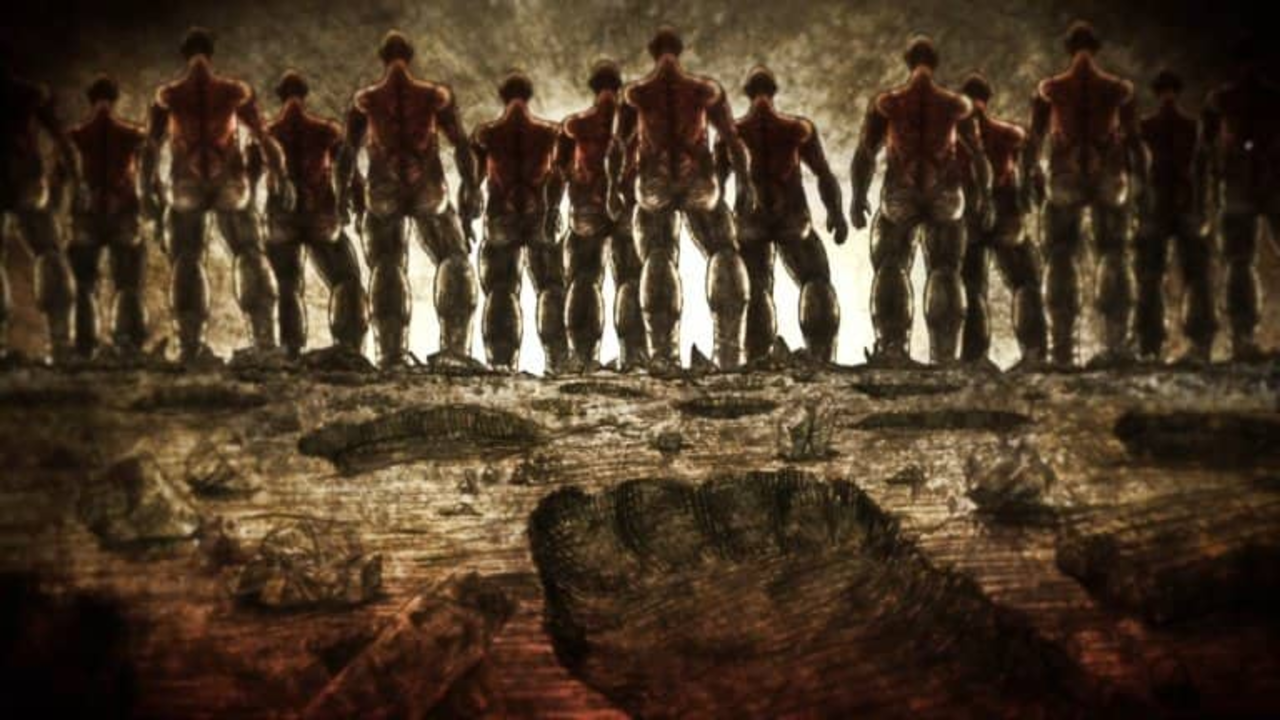 Attack on Titan Manga Chapter 123