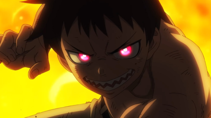 Fire Force 2nd Cour
