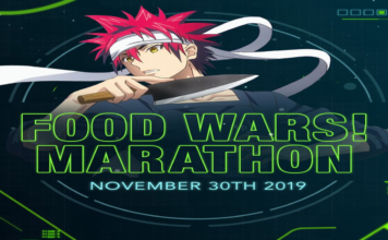 Food Wars Marathon