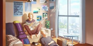 Given Boys-Love Anime Film Reveals Spring 2020 Release Date