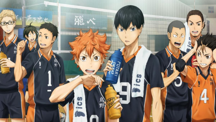 Haikyu!! Anime x Japan's Volleyball Team Reveals New Collaboration Video