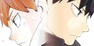 Haikyu!! season 4 first and second cour