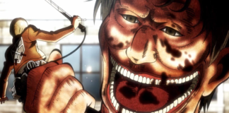Attack on Titan Promotes New Romance Manga With Bloody Advertisement