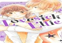 Lovesick Ellie Manga