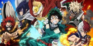 My Hero Academia Season 4 Toonami