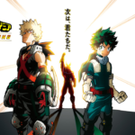 My Hero Academia: Heroes Rising Film Releases New Cast Members and Designs