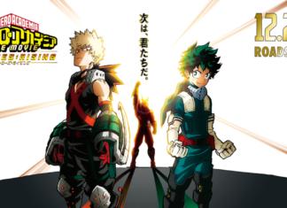 My Hero Academia: Heroes Rising New Cast