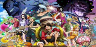 One Piece: Stampede English Dub