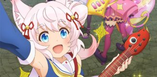 Show by Rock!! New TV Anime Announced Release Date January 9