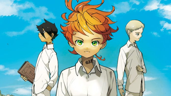 The Promised Neverland Manga Gets 1-Week Break