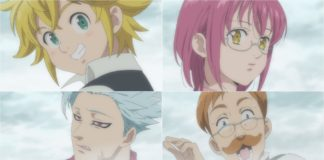 The Seven Deadly Sins Season 3 Episode 8