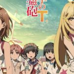 A Certain Scientific Railgun  Season 3 Anime will be Made for a Smartphone Game