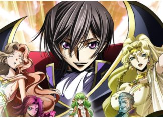 Code Geass: Lelouch of the Resurrection Blu-ray