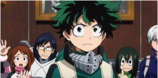 My Hero Academia Season 4 Cast