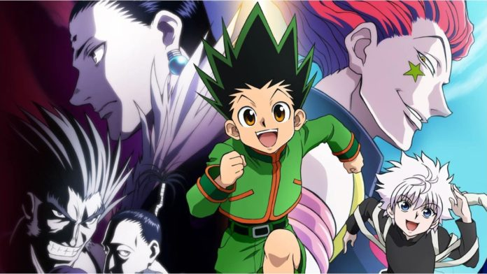 Hunter x Hunter Manga