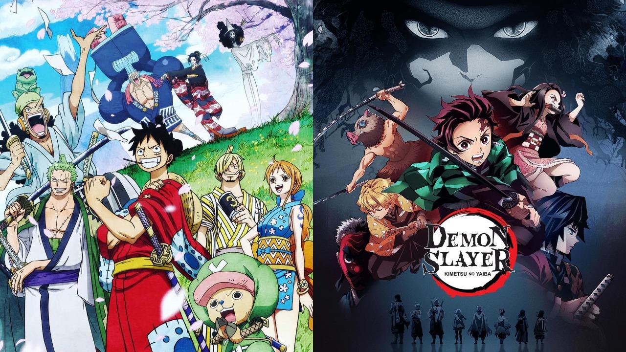 One Piece Creator Eiichiro Oda Congratulates Demon Slayer and Koyoharu Gotouge for Its Success